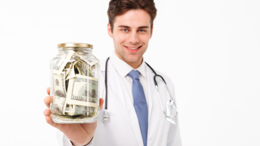 how much money does a dentist make